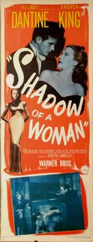 Shadow of a Woman - Movie Poster (xs thumbnail)