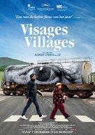 Visages, villages - Dutch Movie Poster (xs thumbnail)