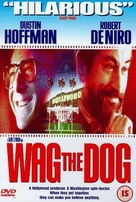 Wag The Dog - British poster (xs thumbnail)