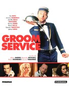 Four Rooms - French DVD cover (xs thumbnail)