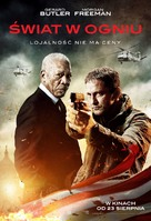Angel Has Fallen - Polish Movie Poster (xs thumbnail)