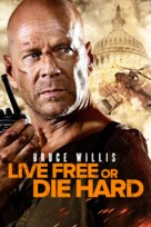 Live Free or Die Hard - Movie Cover (xs thumbnail)