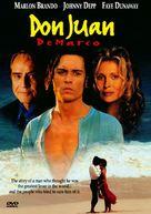 Don Juan DeMarco - DVD movie cover (xs thumbnail)