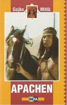 Apachen - German VHS cover (xs thumbnail)
