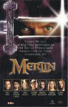 Merlin - German Movie Cover (xs thumbnail)