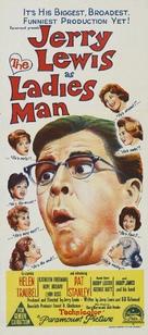 The Ladies Man - Australian Movie Poster (xs thumbnail)