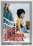 Woman of Straw - Italian Theatrical poster (xs thumbnail)