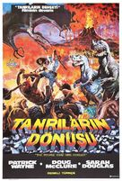 The People That Time Forgot - Turkish Movie Poster (xs thumbnail)
