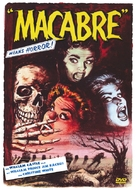 Macabre - German DVD movie cover (xs thumbnail)