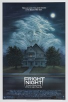 Fright Night - Theatrical movie poster (xs thumbnail)