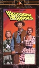 Westward the Women - VHS cover (xs thumbnail)