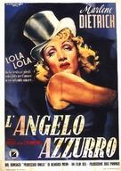 Der blaue Engel - Italian Movie Poster (xs thumbnail)