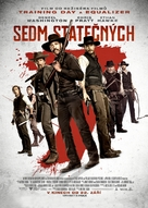 The Magnificent Seven - Czech Movie Poster (xs thumbnail)