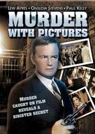Murder with Pictures - DVD cover (xs thumbnail)