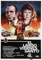 The Long Good Friday - Spanish Movie Poster (xs thumbnail)
