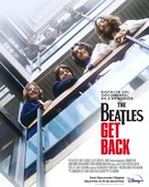 The Beatles: Get Back - Spanish Movie Poster (xs thumbnail)