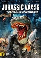 Age of Dinosaurs - Hungarian Movie Cover (xs thumbnail)