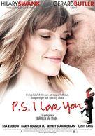 P.S. I Love You - Swedish Movie Poster (xs thumbnail)