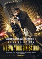 21 Bridges - Mexican Movie Poster (xs thumbnail)