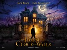 The House with a Clock in its Walls - British Movie Poster (xs thumbnail)
