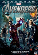 The Avengers - Movie Cover (xs thumbnail)