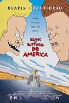 Beavis and Butt-Head Do America - Movie Poster (xs thumbnail)