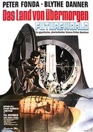 Futureworld - German Movie Poster (xs thumbnail)
