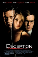 Deception - Movie Poster (xs thumbnail)