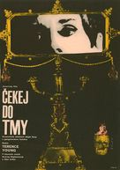 Wait Until Dark - Czech Movie Poster (xs thumbnail)