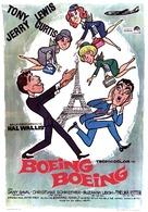 Boeing (707) Boeing (707) - Spanish Movie Poster (xs thumbnail)