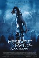 Resident Evil: Apocalypse - Brazilian Movie Poster (xs thumbnail)