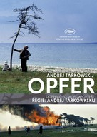Offret - German Movie Cover (xs thumbnail)