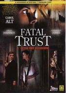 Fatal Trust - Italian Movie Poster (xs thumbnail)