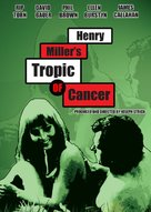 Tropic of Cancer - DVD movie cover (xs thumbnail)
