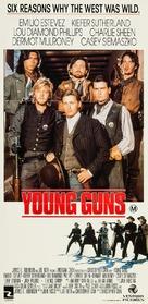 Young Guns - Australian Movie Poster (xs thumbnail)