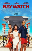 Baywatch - Indian Movie Poster (xs thumbnail)