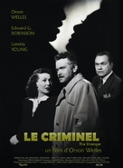The Stranger - French Re-release poster (xs thumbnail)