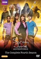 """The Sarah Jane Adventures"" - DVD movie cover (xs thumbnail)"