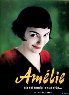 Le fabuleux destin d'Amélie Poulain - Portuguese Movie Poster (xs thumbnail)