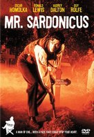 Mr. Sardonicus - DVD cover (xs thumbnail)
