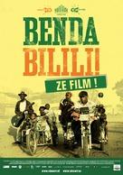 Benda Bilili! - Dutch Movie Poster (xs thumbnail)