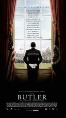 The Butler - Norwegian Movie Poster (xs thumbnail)
