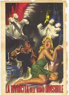 The Invisible Man's Revenge - Italian Movie Poster (xs thumbnail)