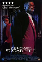 Sugar Hill - Video release movie poster (xs thumbnail)