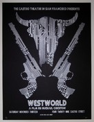 Westworld - Homage movie poster (xs thumbnail)