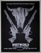 Westworld - Homage poster (xs thumbnail)