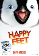 Happy Feet - Video release movie poster (xs thumbnail)