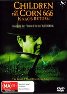 Children of the Corn 666: Isaac's Return - Australian Movie Cover (xs thumbnail)
