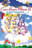 Care Bears Movie II: A New Generation - DVD movie cover (xs thumbnail)