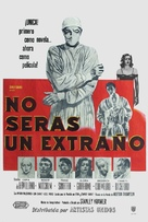 Not as a Stranger - Argentinian Movie Poster (xs thumbnail)